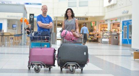 Oddvar Brekke og Sissel Berge fra Åsane ble nektet å reise til Tyrkia med sønnen på seks år og datteren på fire. ? Nå vil vi advare folk, sier Brekke.