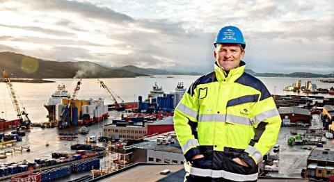 Vestbase og Alf Dahl mener ingeniørutdanning i Kristiansund er noe som har vært savnet i flere år, og går nå fullt ut å støtter prosjektet.