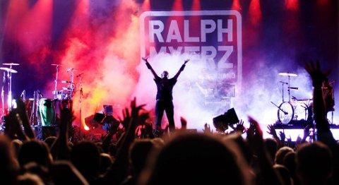 «Ralphene» på Lost Weekend i 2006.