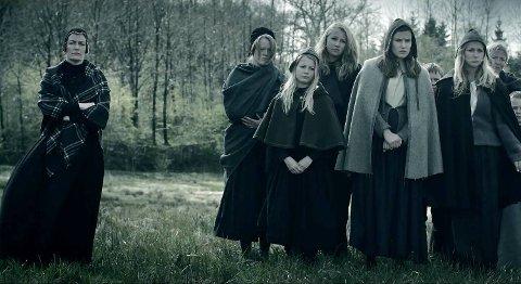 Det er også laget en trailer om barnehjemsbarna May Lis Ruus skriver om i «Nattmannens datter».