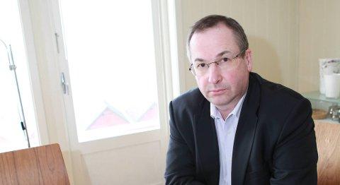 Knut Førland er daglig leder i nyetablerte Liquiline LNG AS.