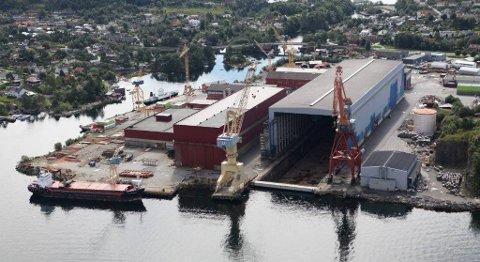 Westcon sitt verft i Florø er sikra subsea-arbeid i alle fall fram til andre kvartal 2015.