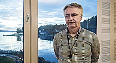 Erik Sverre Jenssen i Lundin kan glede seg over at selskapet er best i klassen til å finne petroleumsressurser på sokkelen.