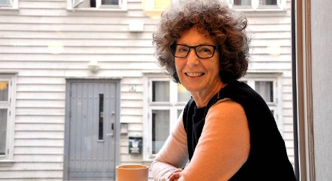 Daglig leder ved Litteraturhuset, Kristin Helle-Valle.