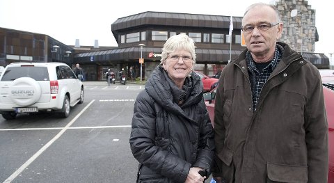 Grete og Ole Bekken liker ikke den nye ordningen.