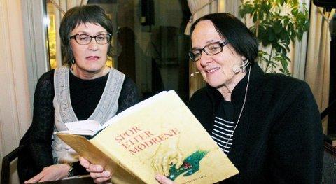 GJENSYN: Åse Fagerli ledet kvinneprosjektet i Vefsn og var en av forfatterne til «Spor etter mødrene» som Elisabeth Aasen inspirerte til for 20 år siden.