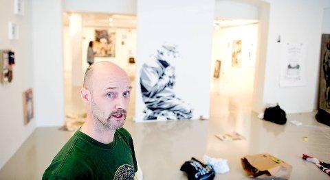 John xc har vært sentral i gruppen Bergen Street Art, og får historiens første gatekunstpris fra kommunen.