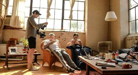 Alan Øyen filmer Andrew Wale og Daniel Proietto til «Avenida Corrientes», som foregår i New York, Buenos Aires og Oslo.