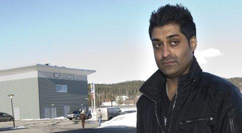 HOTELLBOM: Tommy Sharif inngikk avtale om hotellkjøp i Sverige i 2011. Han solgte opsjonsavtalen etter kort tid.Foto: Lisbeth Andresen