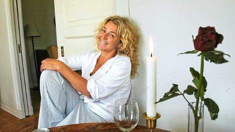 Suksess: Elisabeth Holm kan bli årets gründer i Henne. Holm selv er glad for positiv omtale av Larvik by. (Arkivfoto)