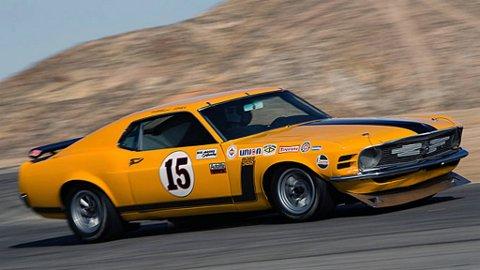 Ford Mustang er tilbake etter 40 år.