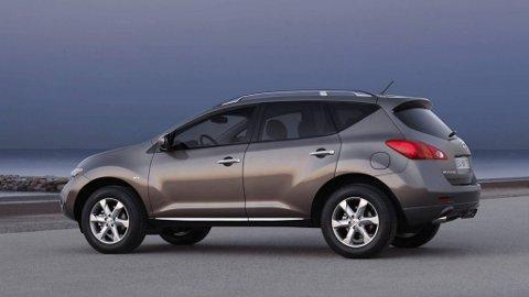 Nissan Murano kommer i dieselutgave.