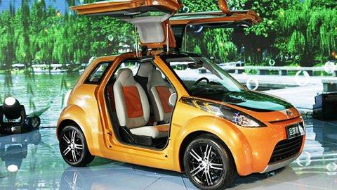 Kinesiske Geely vil gjøre denne til verdens billigste bil.