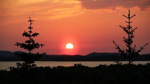 Helgelands Blad - Det var tropenatt i Aldersundet