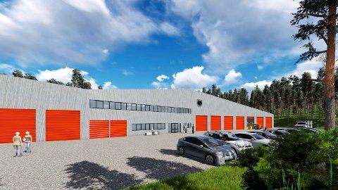 BYGGE NYTT: Bedre å bygge nytt enn å restaurere gammelt, mener en i det kommunale fortaket, som vil samlokalisere flere kommunale tjenester på Sjøli.