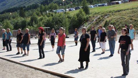 Norsk countrytreff er ein av faktorane som gjorde at Breim fekk årets pris for Idérike Bygdesamfunn i Sogn og Fjordane.