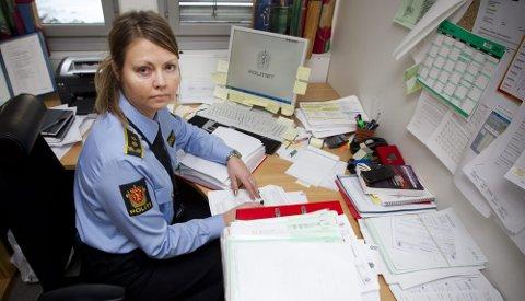 VIL IKKE KOMMENTERE: Politiadvokat Anne Siv Åvitsland vil ikke kommentere opplysningene om det angivelige overgrepsrommet.