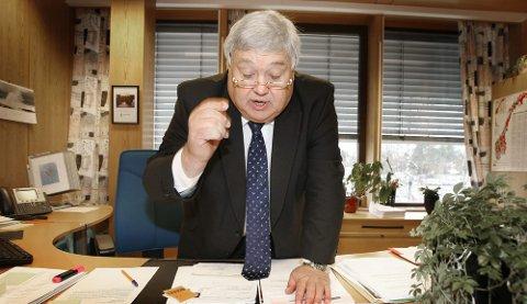 FEIL FOKUS: ? Barnevernet trenger å styrke kompetansen, ikke flere stillinger hevder ordfører i Ullensaker Harald Espelund (Frp). Han mener det bør gjennomføres en statlig gjennomgang av hvordan barnevernet drives i dag. FOTO: Kay Stenshjemmet