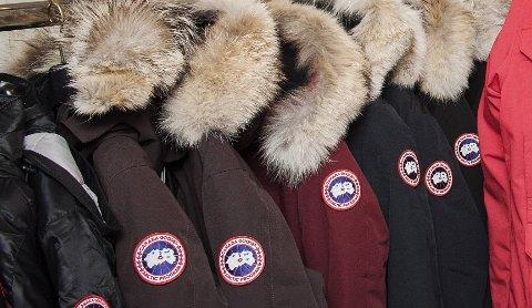 Jakker av merket Canada Goose til en verdi av flere titusener er stjålet fra butikken Strada på Lilletorget.