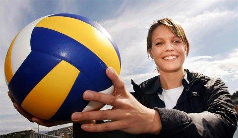 KVBK-leder Unn Kvendseth spilte da Koll sikret seg seieren i den nordiske klubbturneringen i volleyball sist helg.