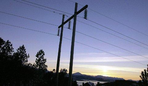 Strømprisen er rekordhøy i Midt-Norge.