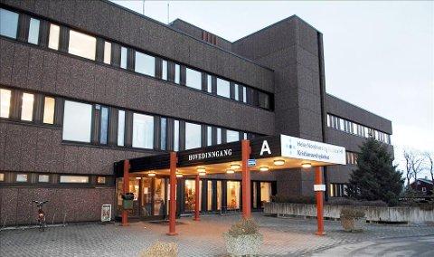 Kristiansund sykehus kan bli Kristiansund sjuekehus. (Foto: Bjørn A. Hansen)