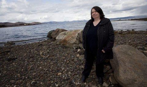 BROREN DØDE: Gunn-Karin Lorentsen er søsteren til Ivar Kjell Granberg (64), som døde fastspent i reimer ved psykiatrisk avdeling på UNN Åsgård i Tromsø 4. juli 2011.