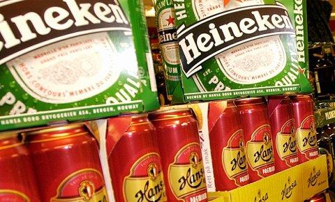 Studentene i Bergen drikker mye. Til og med NLA er representert på topp 30-listen.