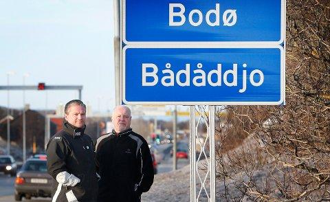 - Bodø er Bodø, ikke Bådåddjo, mener Tom Cato Karlsen (Frp) og Odd Paulsen (Frp)