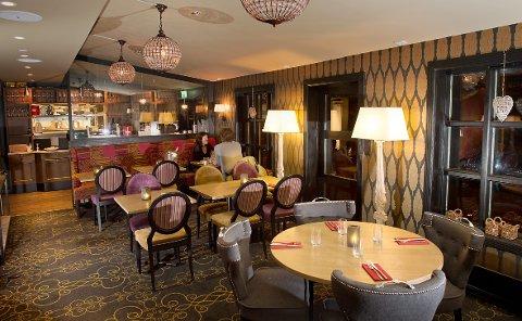 BYENS BESTE KJØTTSTED: FG Restaurant & Bar er for tiden byens kjøttsted nr. 1. Det mener BAs matanmelder.