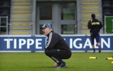 Øystein Gåre og Glimt-gjengen er på offensiven, for å berge plassen i eliteserien.
