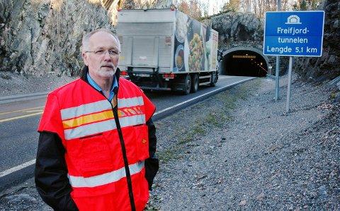 Per Bjørn Gjelsten er prosjektleder for Stor-Krifast.