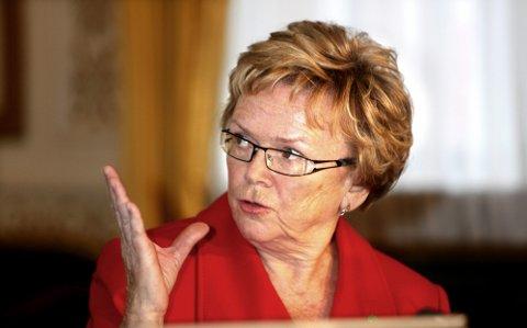TIL LILLESTRØM: Samferdselsminister Maghild Meltveit Kleppa (Sp) kommer til RBs seminar «Trafikkens unge ofre» 7. februar. Foto: Tom Gustavsen