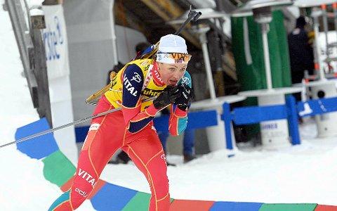 Liv Grete Skjelbreid Poiree ble nummer fem på gårsdagens fellesstart etter å ha skutt seg vekk på siste skyting. Likevel er hun blant de store VM-favorittene. Oberhof-VM begynner 6. februar.