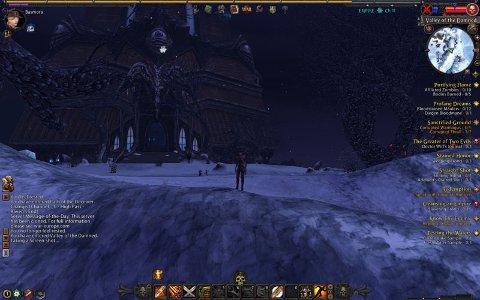NATT: Lys og skugge teiknar opp den krigsherja verda i Warhammer Online.
