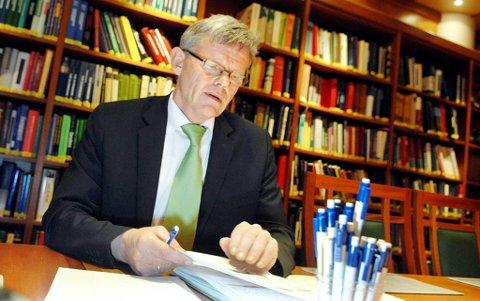 Tingrettsdommer Svendsgaard er utnevnt til ny sorenskriver ved Nordmøre tingrett.