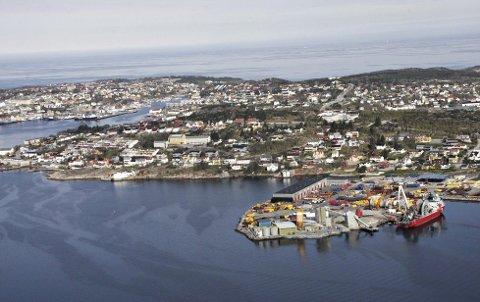 Vestbase i Kristiansund blir større etter at Fylkesmannen har gitt grønt lys for utviding.