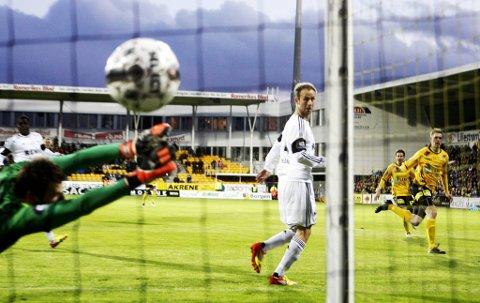 Johan Andersson scoret et fantastisk mål for Lillestrøm.