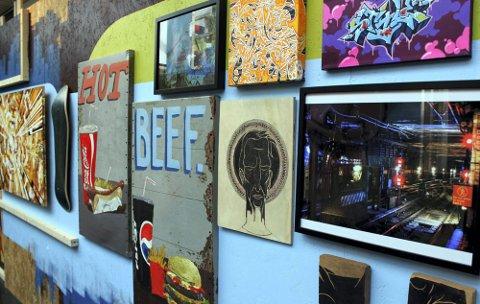 FORENER: «Collaborism» skal forene mange forskjellige talenter fra ulike deler av graffitimiljøet.
