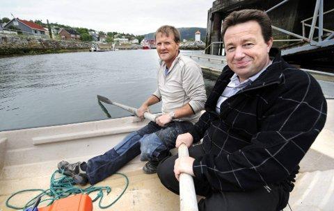 Kjell-Idar Juvik og Hemnes Ap må belage seg på å gi fra seg årene i Hemnes kommune. Deres oppslutningen falt med ti prosent. Foto: Øyvind Bratt