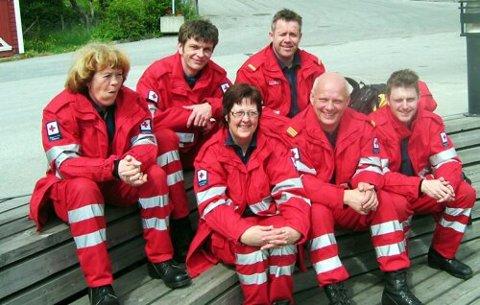 Svelgen stilte med ein team på seks: Sissel Myklebust, Marit Myklebust, Trond Kvellestad, Arne Rebni, Asbjørn Sande og lagleiar Leo Cirotzki.