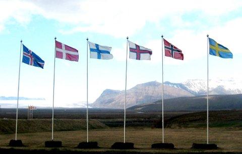 NORDEN: Det nordiske samarbeidet har vært skiftende opp gjennom historien. I dag er det 50 år siden samarbeidet ble formalisert gjennom Helsingforsavtalen.