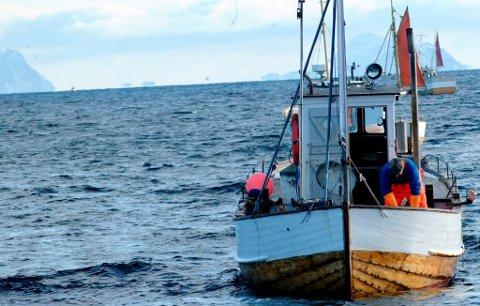 VIKTIG: Det er få som er klar over den viktige rollen som fiskeriene i landsdelen spiller for sjøfartsnæringen. Illustrasjonsfoto: Lofotposten