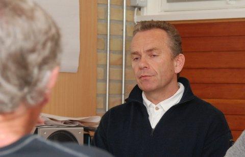 Arne Lindstøl var sværrt tilfreds med at han hadde fått BackeGruppen med seg i Holmensatsingen.