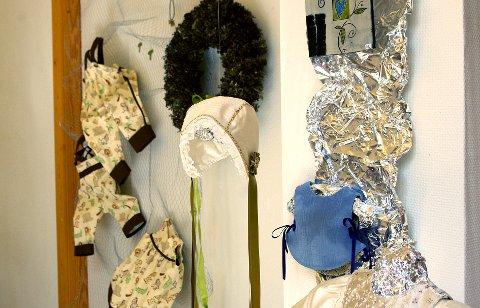 Sju brukshåndverkere stiller ut i Galleri Elgen. Publikum får se et bredt spekter av produkter i brukshåndverkernes eget design.