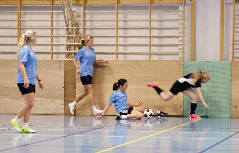 Det jobbes hardt for å finne en erstatning til årets klubbcup i Stamneshallen. Foto: Sofie Haraldsen