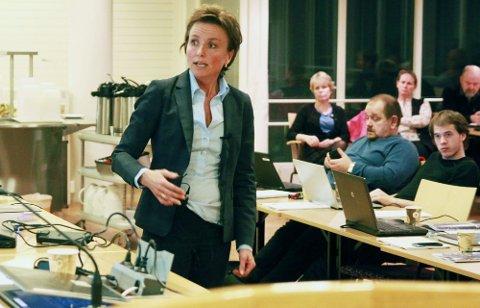 MÅ PRIORITERE: Ellen Grepperud, sekretariatsleder for Plansamarbeidet, mener det er nødvendig å gjøre klare prioriteringer av hvilke arbeidsplasser som bør ligge hvor på Romerike i framtiden.
