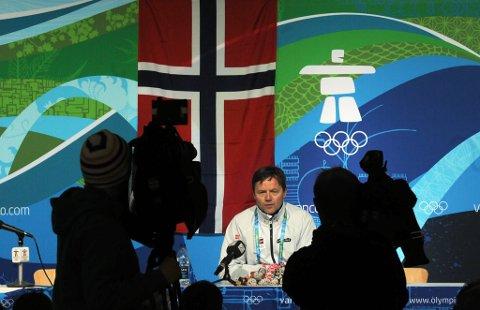 Toppidrettssjef Jarle Aambø oppsummerer den norske innsatsen under OL i Vancouver 2010. Kringkastingsrådet mottok i løpet av OL rundt 300 klager som gikk til NRKs publikumsservice i Mo i Rana.