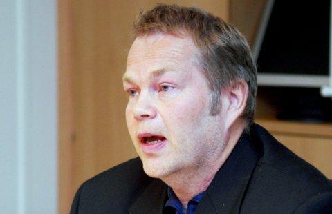 Leder for kommunalteknikkavdelinga i Sortland kommune, Per Olav Jore.