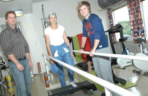 Aure rehabiliteringssenter